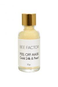 Peel-Off-Maska-Me-Xriso-24k-Kai-Margaritari-30gr-BeeFactor